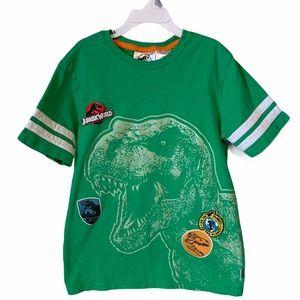 🎈4 for $20 Boys Jurassic World Tee Shirt Size 8